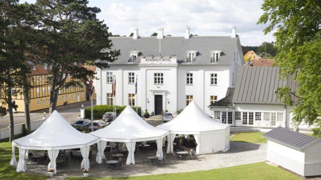 Ophold Bandholm Hotel Lolland
